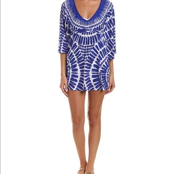 944a3d0886 Trina Turk Swim   Cover Up Dress   Poshmark